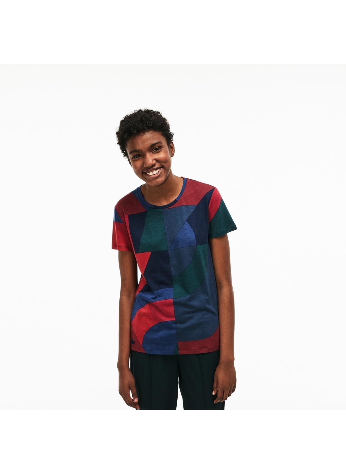 Lacoste Tişört Tf8746.vgy T-shirt – 299.0 TL